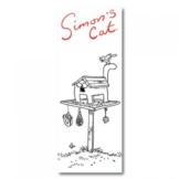 SIMON 's Cat magnetisch Shopper-Futterhaus -