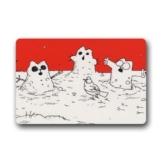 "Simon's Cat Christmas Custom Doormat (23.6""x15.7"") by tinycraft -"