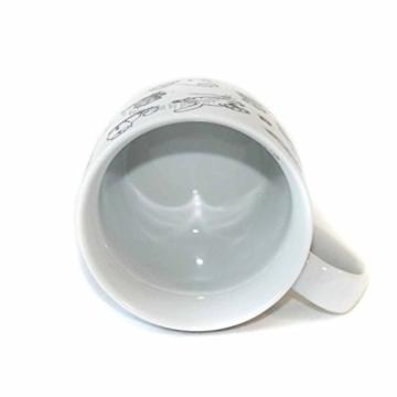 Simon´s Cat Kaffeebecher Viele Katzen bunt NEUE Tasse in Geschenkverpackung FW -
