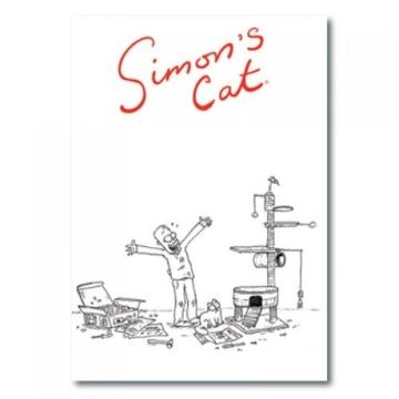 Simon The Cat Kuscheltier